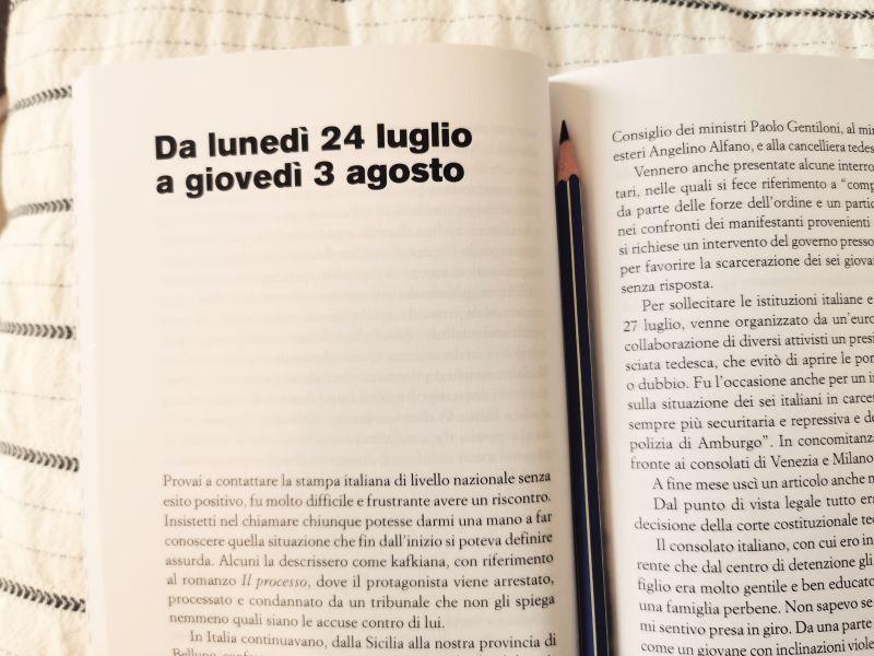 Un estratto dal libro Vietato partecipare di Jamila Baroni
