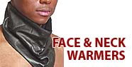 Face & Neck Warmers Featured by Jamin' Leather