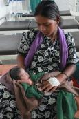 More than 200 children were delivered at CRHP's Julia Hospital.