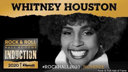 Whitney Houston's Family Remembers the 'Miraculous Singer' with an 'Everlasting Voice' as she is Posthumously Inducted Into the 2020 Rock and Roll Hall of Fame