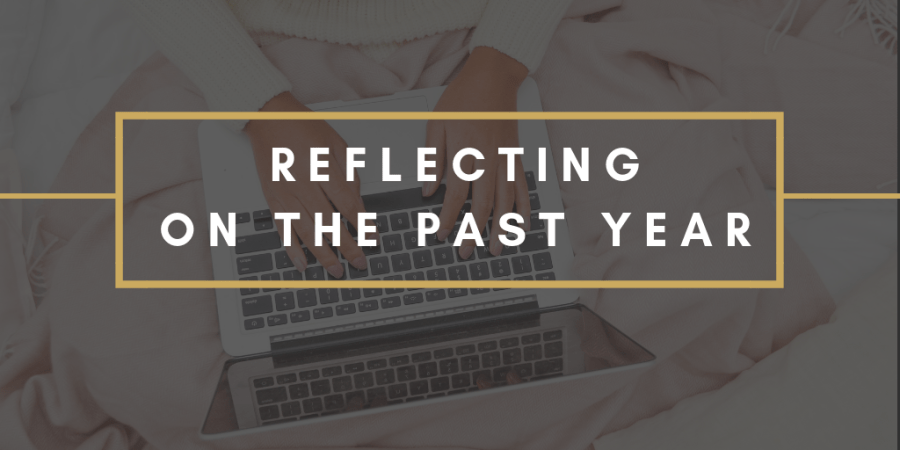 reflecting on the past year