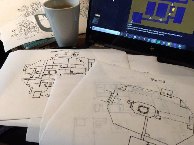 Level-Design-Echo-Terminal