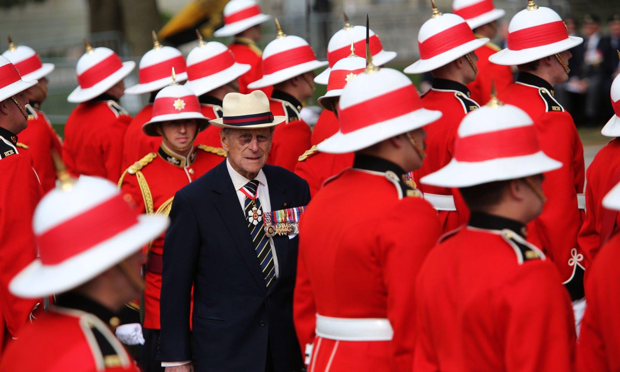 Prince Philip, Husband of Queen Elizabeth II, Is Dead at ...