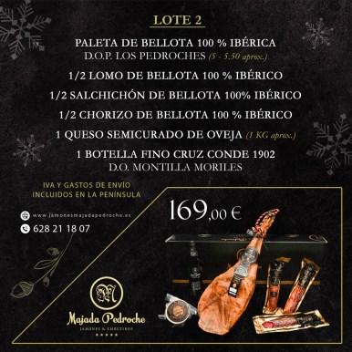 Lote Majada Pedroche-2