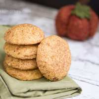 Pumpkindoodle Cookies - To Add to Your Pumpkin Spice Craze