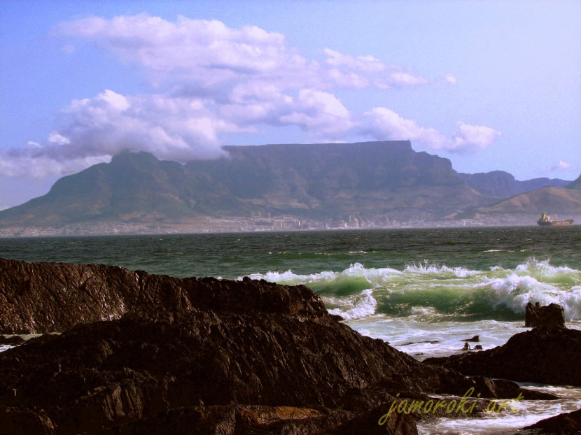 Table Mountain - Madiba