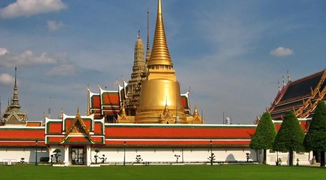 Thailand – Coup d'etat!