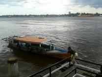Sampit : Sungai Mentaya