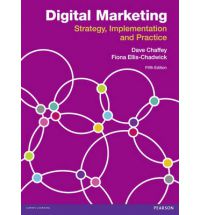 Book cover Digital Marketing - Strategy, Implementation and Practice