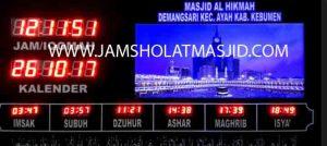 penjual-jam-jadwal-sholat-digital-masjid-running-text-di-Pejuang-Bekasi