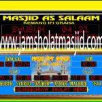 penjual jam jadwal sholat digital masjid running text di Sepanjang Jaya bekasi
