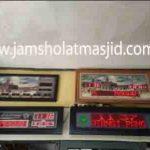 jual jam dinding digital untuk masjid di bogor barat