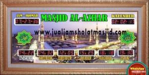 menjual jam jadwal sholat digital masjid running text di Jatiluhur Bekasi