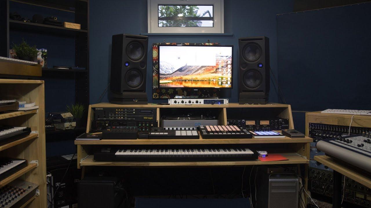 les incontournables du home studio