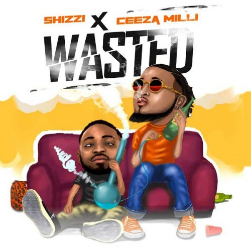 Shizzi ft Ceeza Milli – Wasted