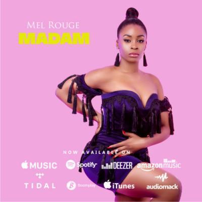 Mel Rouge – MADAM EP