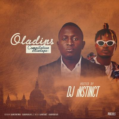 Dj Instinct - Compilation Mixtape For Oladips