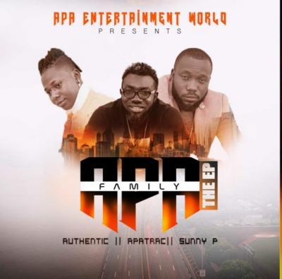 APA Entertainment World - APA Family (EP)