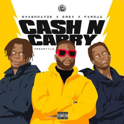 GMG ft Shawndavoe X Emex X Famouz - Cash n Carry (FreeStyle)