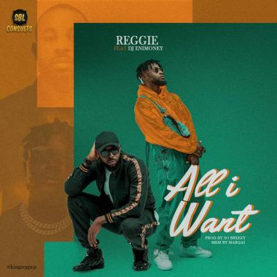 Reggie ft. Dj Enimoney - All I Want