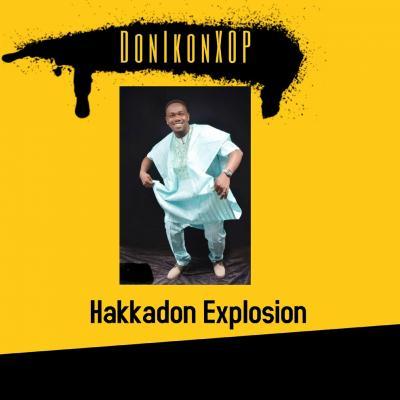 Donikonxop – The Hakkadon Explosion