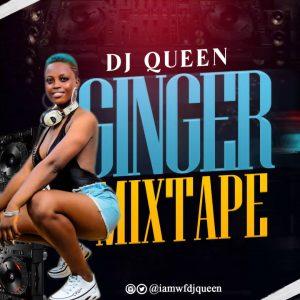 Dj Queen - Ginger Mixtape