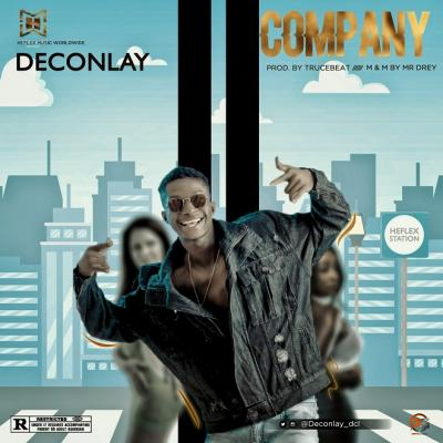 Deconlay - Company (Prod. by Truce Beatz)