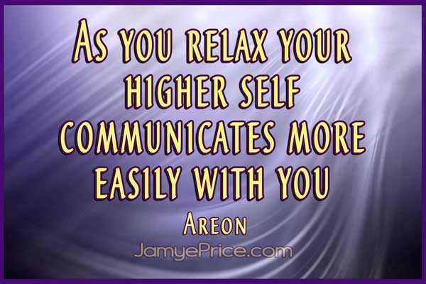Higher Self Communication by Jamye Price