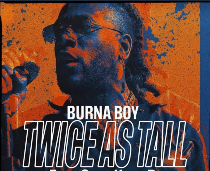 Burna Boy Time Flies MP3 DOWNLOAD