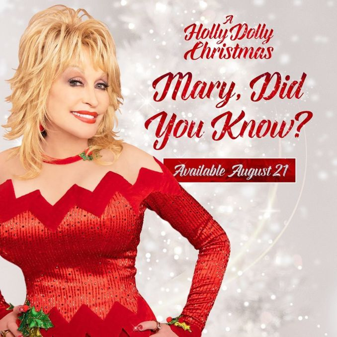Dolly Parton Mary, Did You Know? MP3 DOWNLOAD