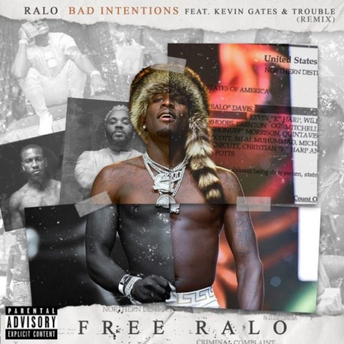 FreeRalo Bad Intentions (Remix) MP3 DOWNLOAD