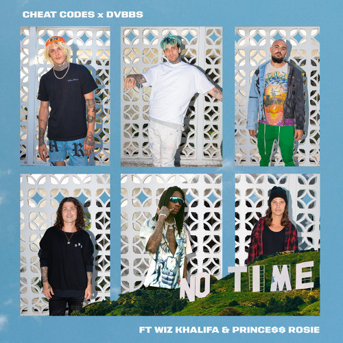 Cheat Codes & DVBBS No Time MP3 DOWNLOAD