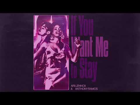 Ari Lennox & Anthony Ramos If You Want Me To Stay MP3 DOWNLOAD