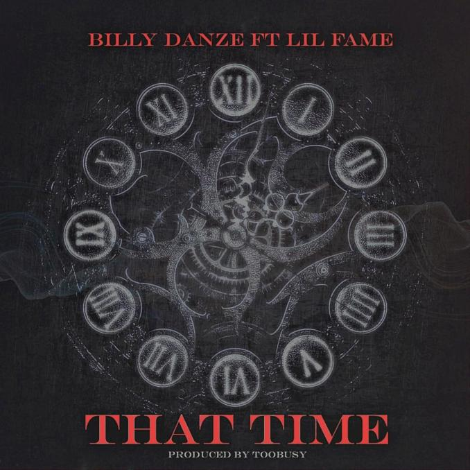 Billy Danze That Time MP3 DOWNLOAD