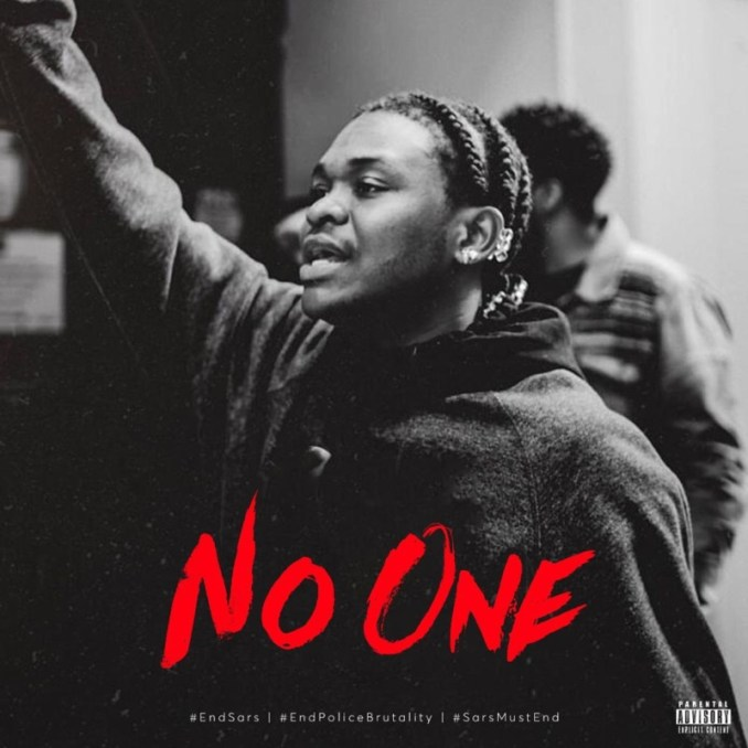 Dice Ailes No One #EndPoliceBrutality MP3 DOWNLOAD