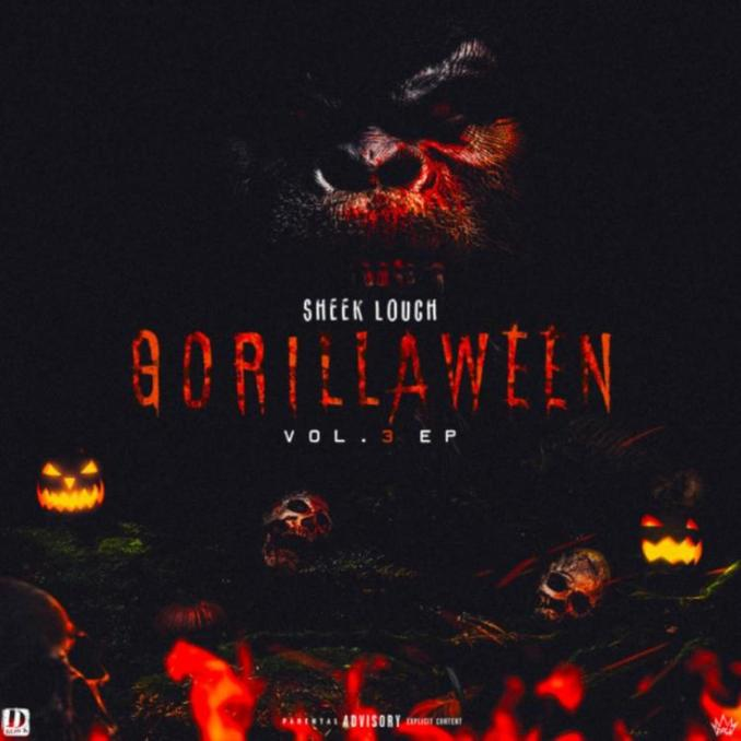 Sheek Louch Gorillaween Vol. 3 EP ZIP DOWNLOAD