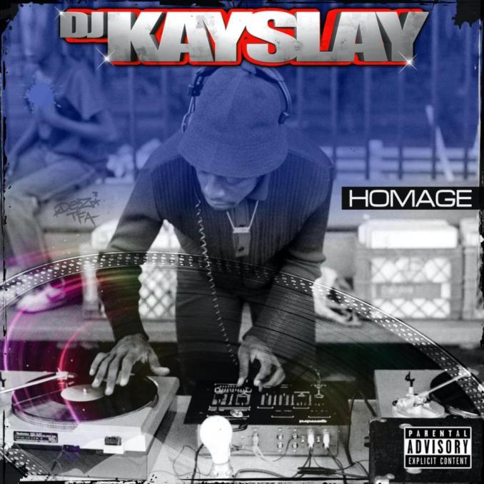 DJ Kayslay Rolling 50 Deep MP3 DOWNLOAD