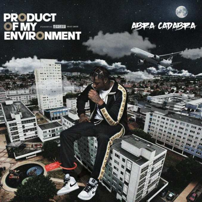 Abra Cadabra Product of My Environment ZIP DOWNLOAD