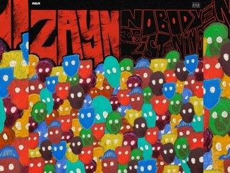 ZAYN Nobody Is Listening ALBUM ZIP DOWNLOAD