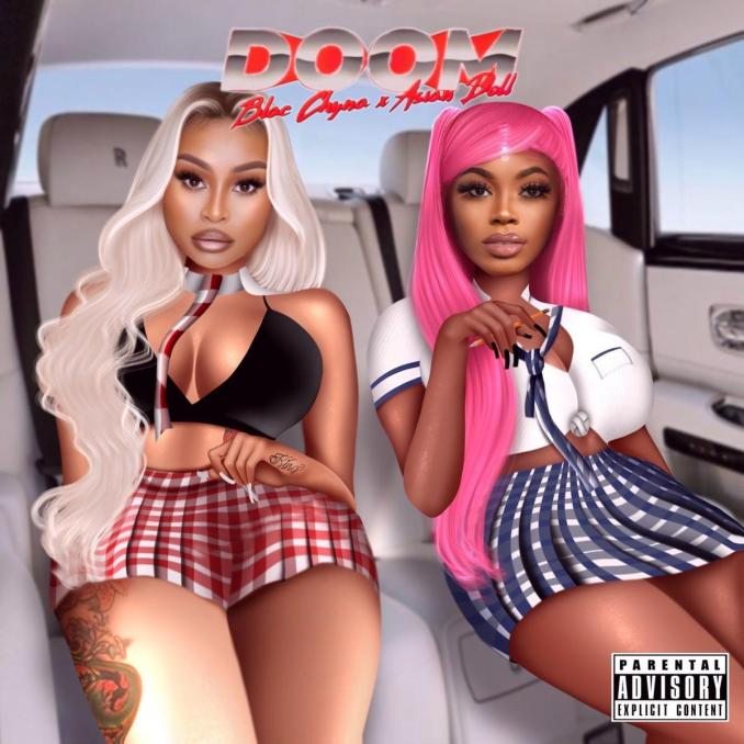 Blac Chyna DOOM MP3 DOWNLOAD