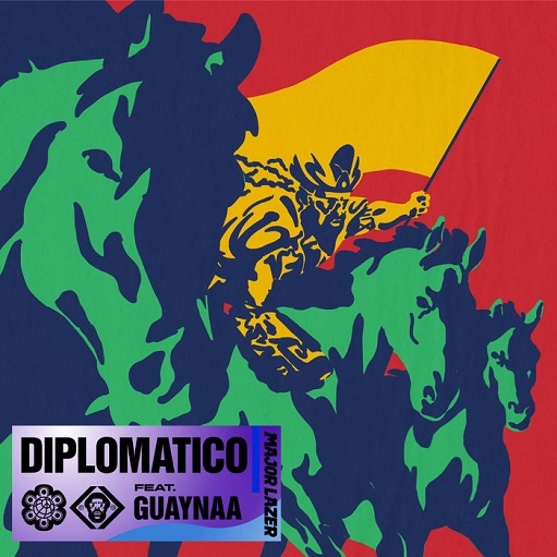 Major Lazer – Diplomatico Ft. Guaynaa