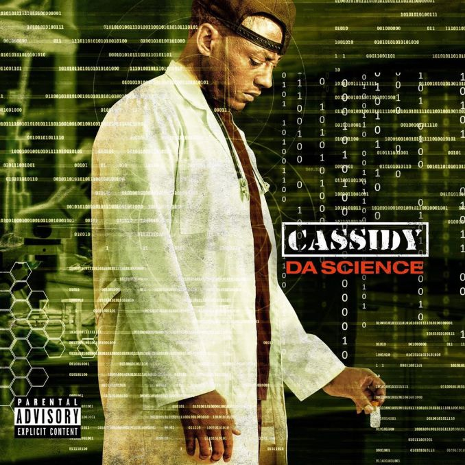 Cassidy Different Frequency MP3 DOWNLOAD