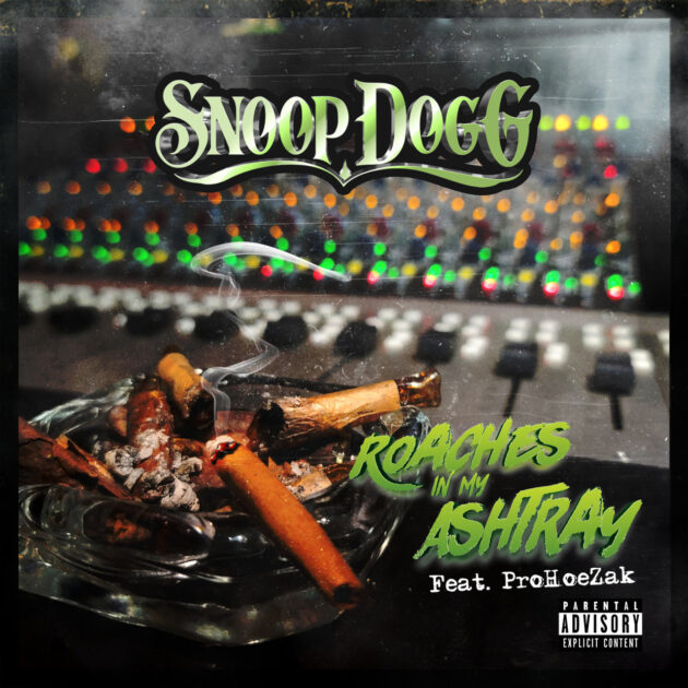 Snoop Dogg – Roaches In My Ashtray