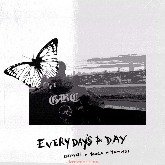 Cold Hart Every Day Is A Day ZIP DOWNLOAD
