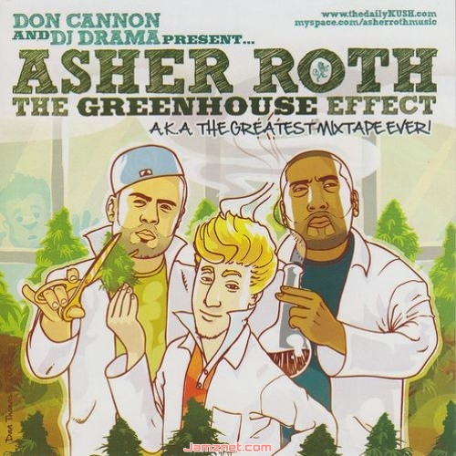 Asher Roth The Greenhouse Effect Vol. 3 ZIP DOWNLOAD