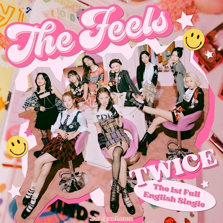 TWICE The Feels B-Side MP3 DOWNLOAD