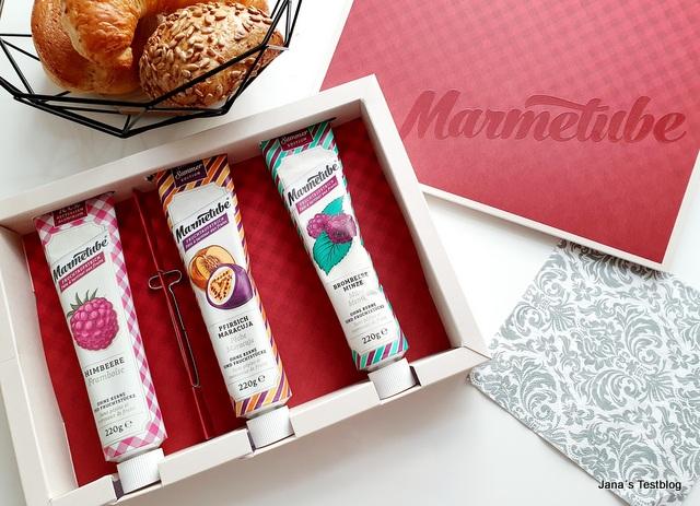 Marmetube – der Fruchtaufstrich aus der Tube