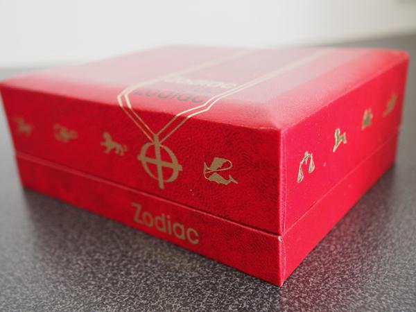 ゾディアック オリジナル 箱 星座