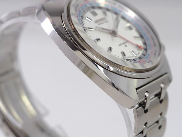 セイコー ワールドタイム GMT 自動巻き ブレスレット付き Cal.6117