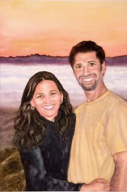 Irisa and Josh